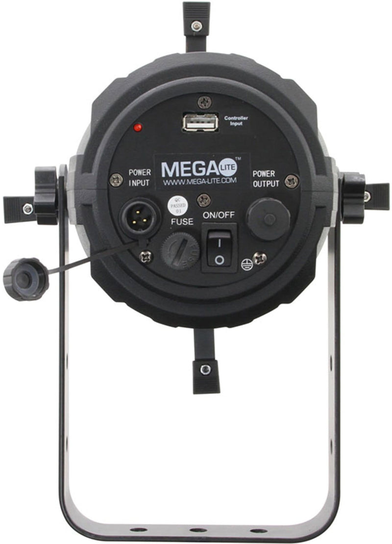 Mega Lite 7051 Drama LED W50 36-degree Ellipsoidal Light with 3-pin DMX