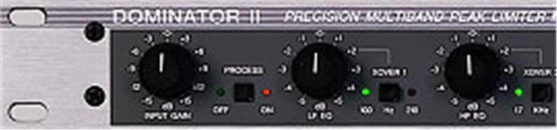 Aphex 722 Percision Peak Limiter - Switchable - ProSound and Stage Lighting