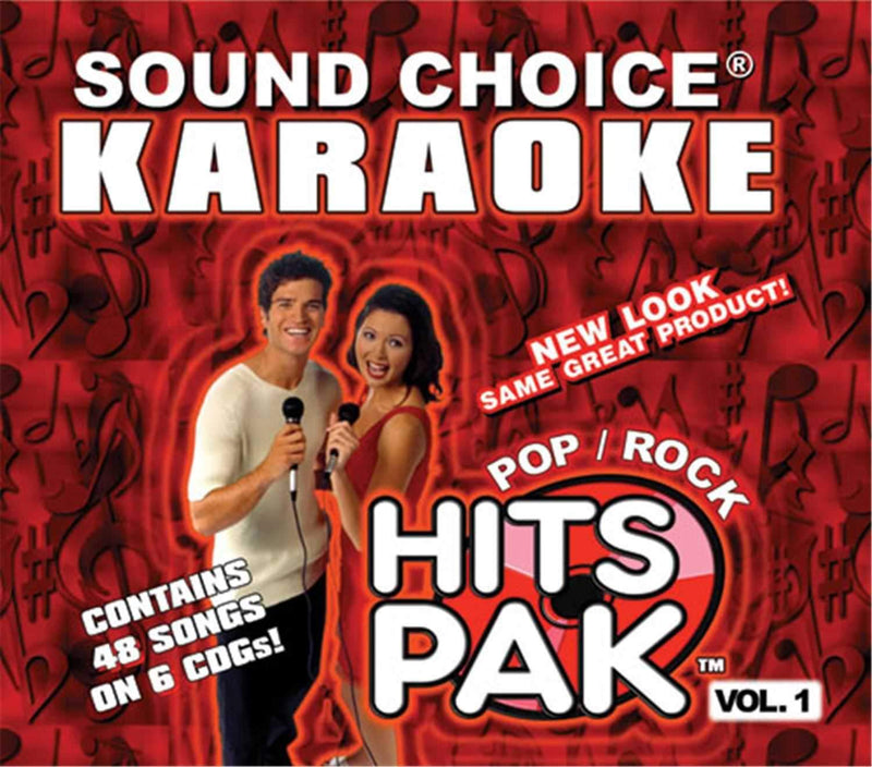 Sound Choice Pop And Party Rock Cdg Collection - ProSound and Stage Lighting