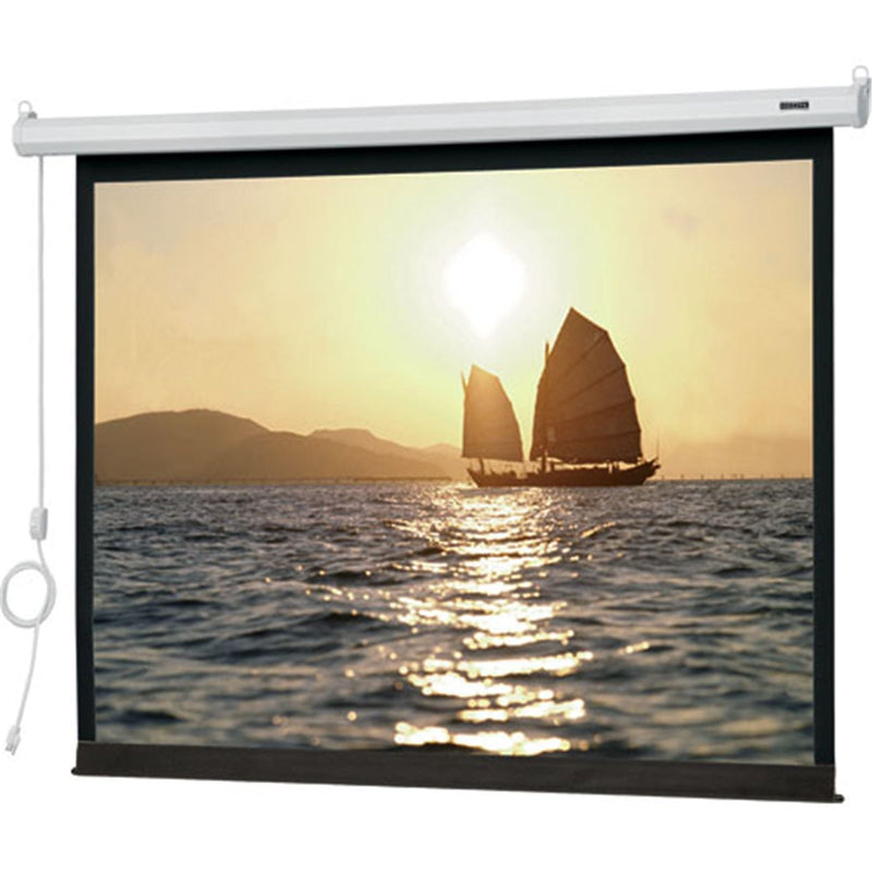 Dalite 76757 Slimline Electrol 50 x 67 Screen - ProSound and Stage Lighting