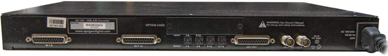 Apogee AD-16X 16-Ch Analog-Digital Audio Converter - ProSound and Stage Lighting