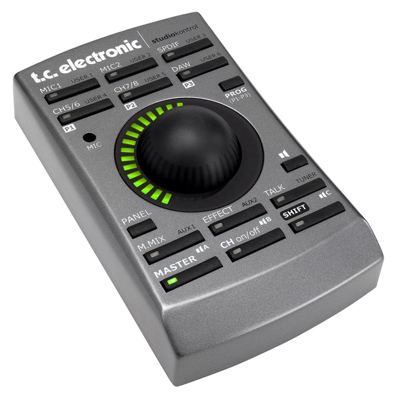 TC Electronic Remote For Studio Konnekt 48 - ProSound and Stage Lighting