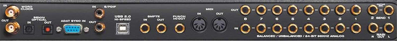 MOTU 828MKII USB 2.0 Ultrafast USB Audio Interface - PSSL ProSound and Stage Lighting