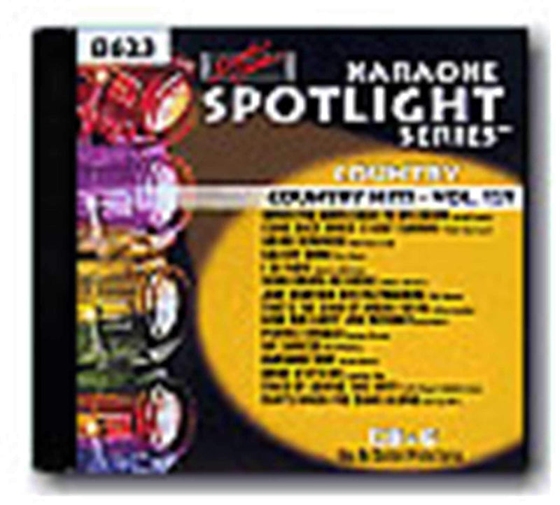 Sound Choice Karaoke Spotlight Country Hits V 109 - PSSL ProSound and Stage Lighting