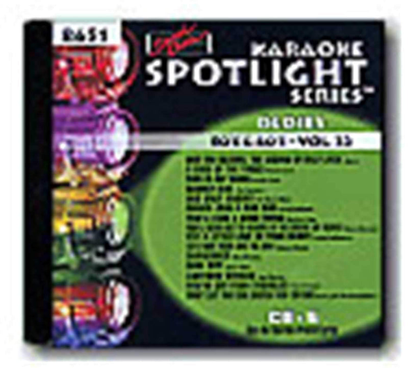 Sound Choice Karaoke Spotlight 50S & 60S Vol 18 - PSSL ProSound and Stage Lighting
