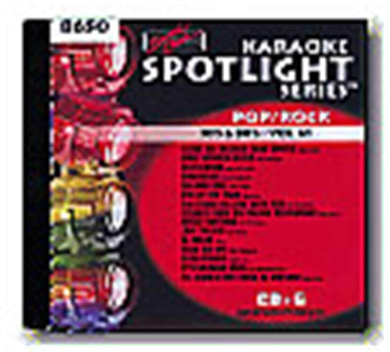 Sound Choice Karaoke Spotlight Pop Hits Vol 121 - ProSound and Stage Lighting