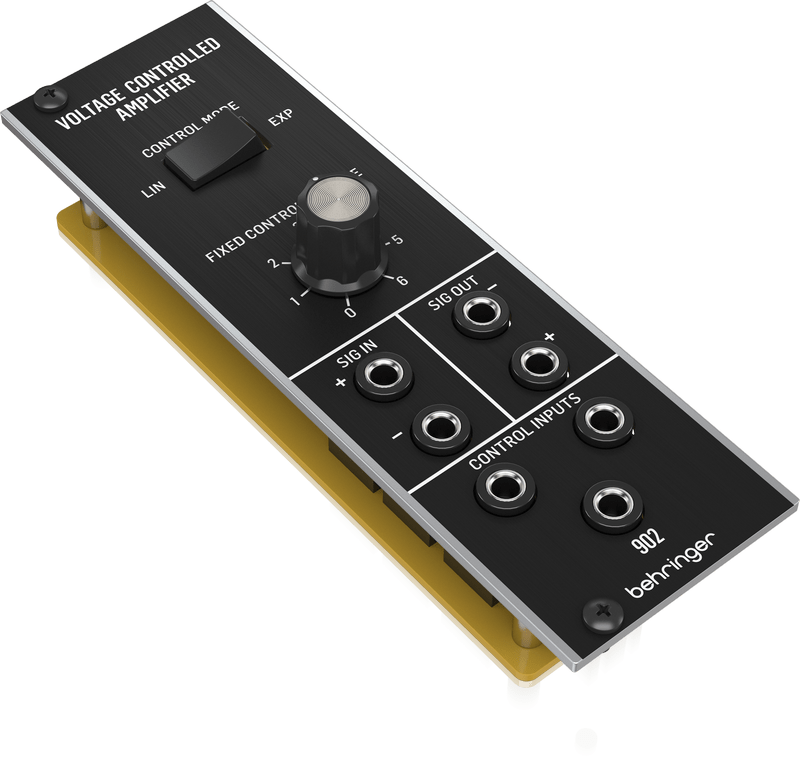 Behringer Analog 902 VCA Module for Eurorack - PSSL ProSound and Stage Lighting