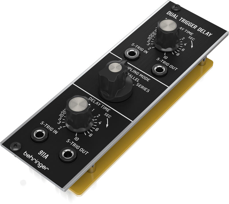 Behringer Analog 911A Dual Trigger Delay Module - PSSL ProSound and Stage Lighting