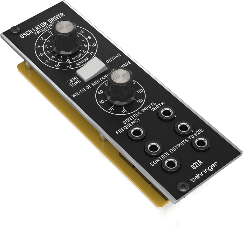 Behringer Analog 921A Oscillator Driver Module - PSSL ProSound and Stage Lighting