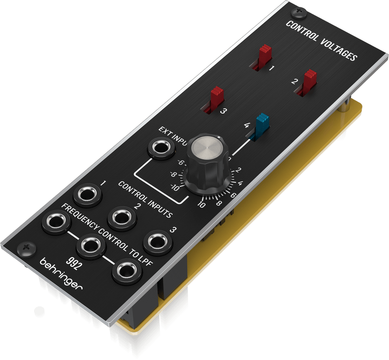 Behringer Analog CV Routing Module for Eurorack - PSSL ProSound and Stage Lighting