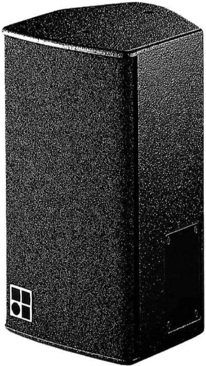 D&B Audiotechnik E3 Full Range Loudspeaker - ProSound and Stage Lighting