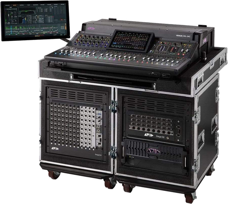 Avid S6L-24C Digital Control Surface - ProSound and Stage Lighting