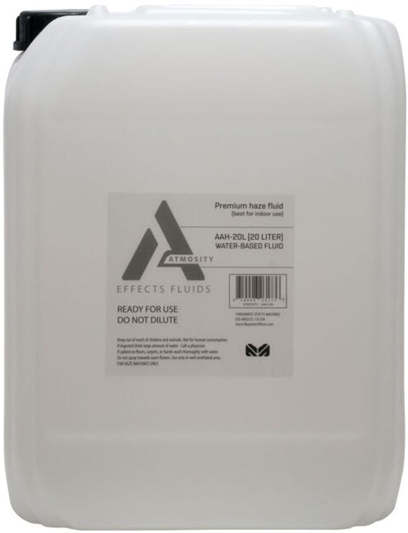 Magmatic AAH-20L Water Based Haze Fluid 20 Liters - ProSound and Stage Lighting
