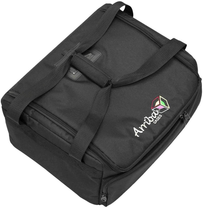 Arriba AC417 Mobile Lighting Case for Impulse Type Fixtures - PSSL ProSound and Stage Lighting