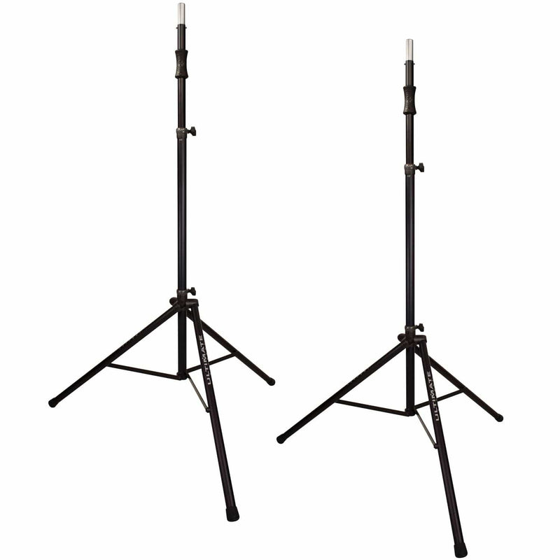 Ultimate Ts 100b Air Powered Speaker Stands 2 Pack
