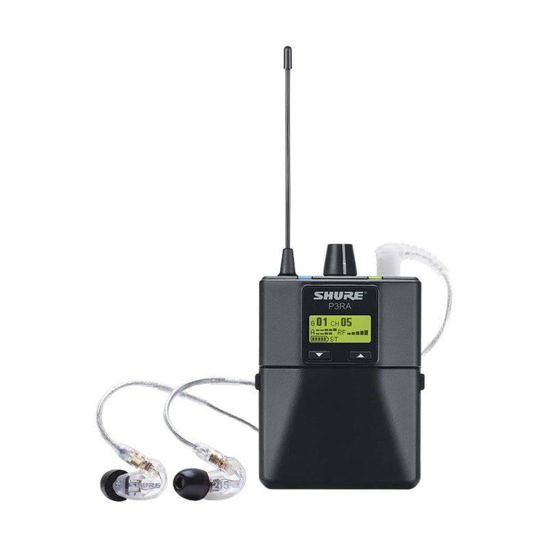 Shure PSM300 Twin Pack Pro Dual In-Ear Monitor System - PSSL ProSound and Stage Lighting