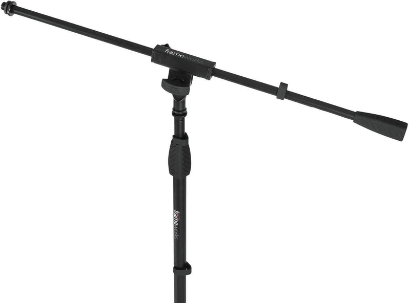 Gator GFW-MIC-2010 Frameworks Mic Stand with Clutch 6 Pack & Bag - PSSL ProSound and Stage Lighting