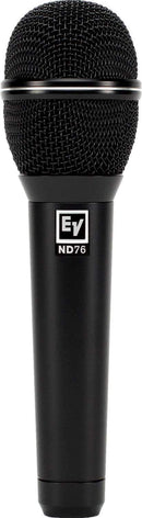Electro-Voice ND76 Cardioid Dynamic Vocal Mic 4-Pack - PSSL ProSound and Stage Lighting
