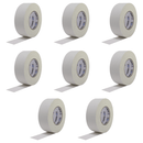 "PRO White Gaffers Stage Tape 8-Pack 2"" x 55Yds"
