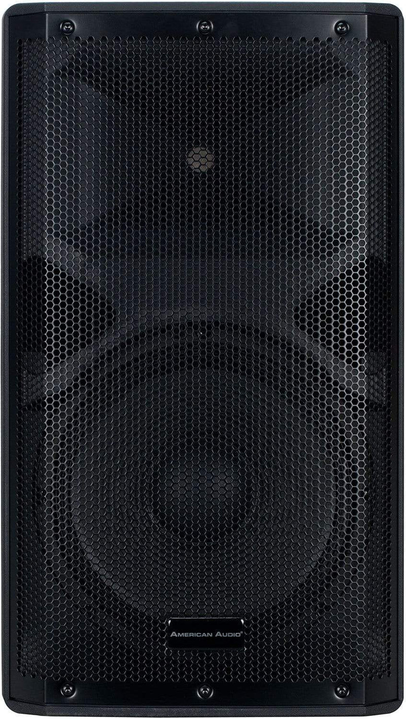 American Audio APX12 GO BT 12-Inch 200-Watt Powered Speaker - PSSL ProSound and Stage Lighting