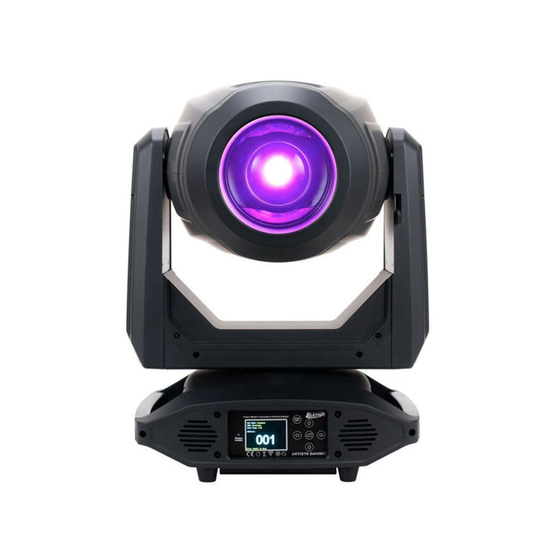 Elation Artiste DaVinciPro 270-Watt LED Moving Head Light - PSSL ProSound and Stage Lighting