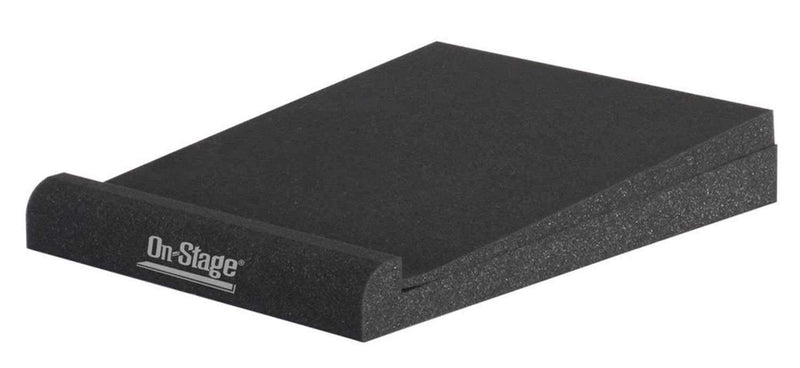 On-Stage ASP3011 Medium Foam Speaker Platforms (Pair) - PSSL ProSound and Stage Lighting