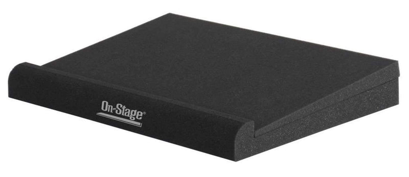 On-Stage ASP3021 Large Foam Speaker Platforms (Pair) - PSSL ProSound and Stage Lighting