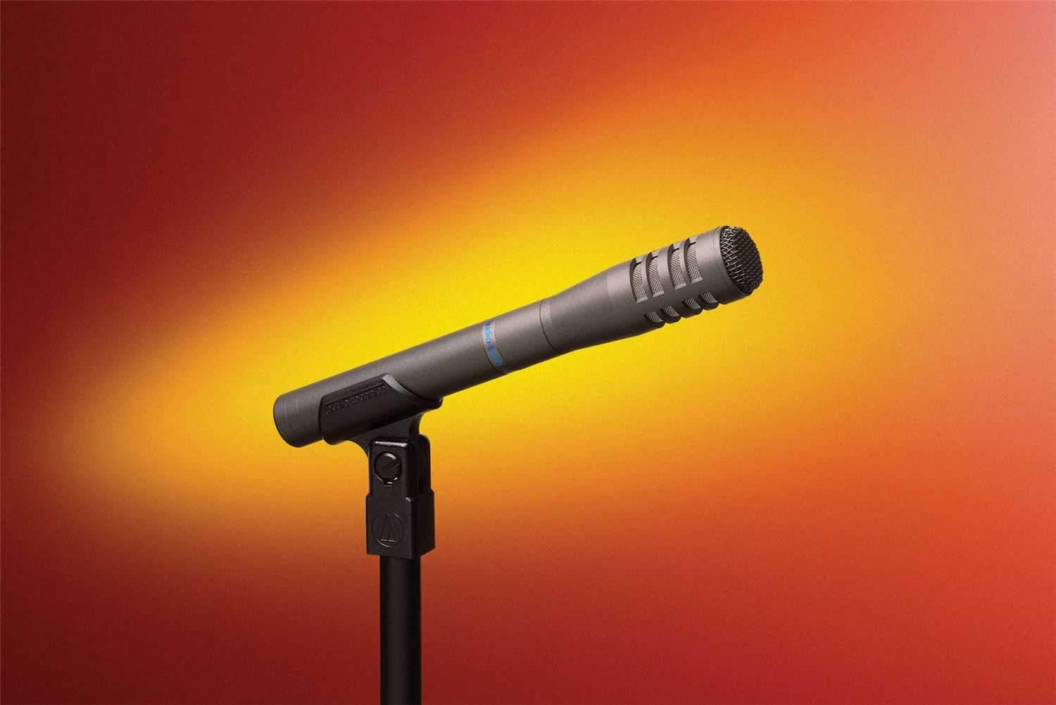 Audio-Technica AT8033 Cardioid Condenser Microphone NEW