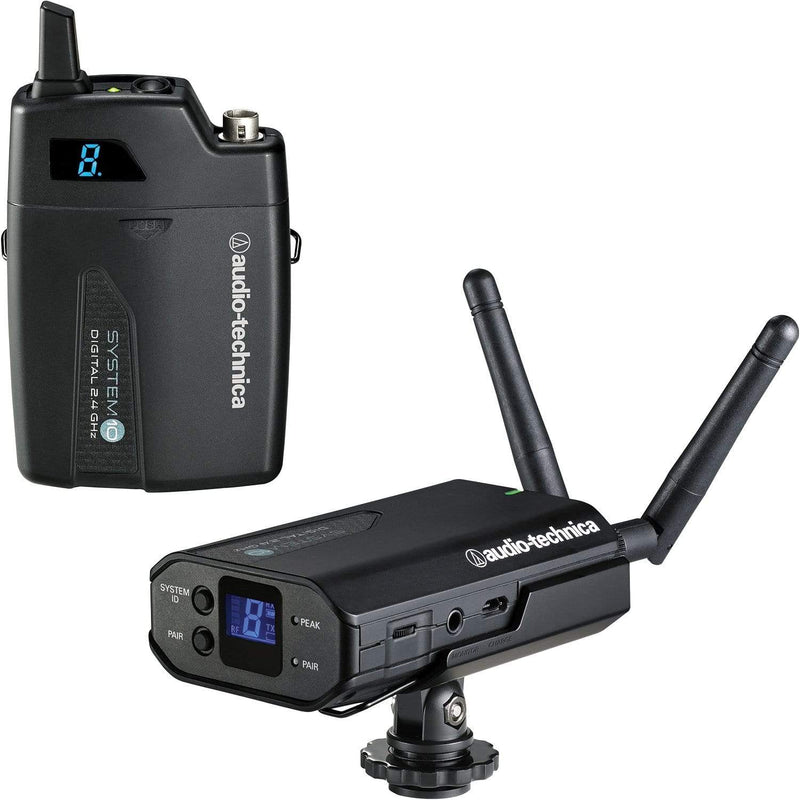 Audio Technica ATW-1701 System 10 Wireless Camera-mount Set - PSSL ProSound and Stage Lighting