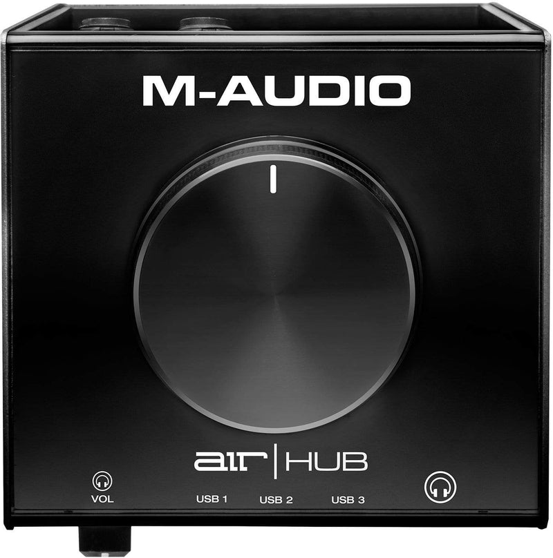 M-Audio AIR Hub USB Monitoring Interface - PSSL ProSound and Stage Lighting
