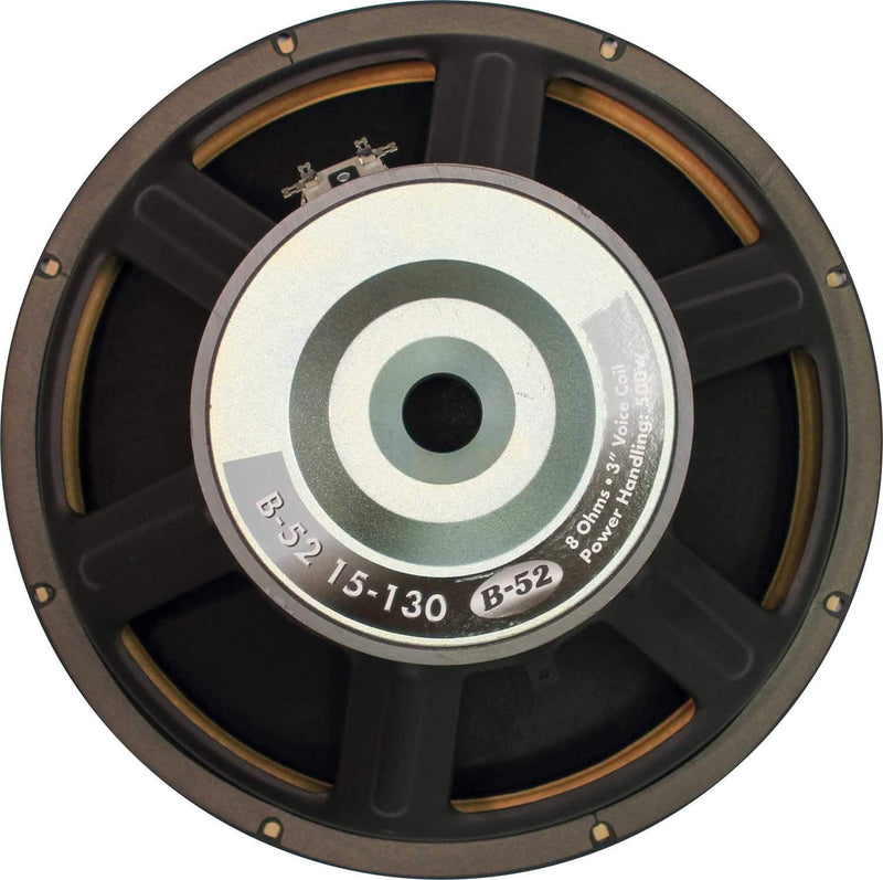 B-52 15-130 15-Inch Stamp Rawframe Speaker - PSSL ProSound and Stage Lighting