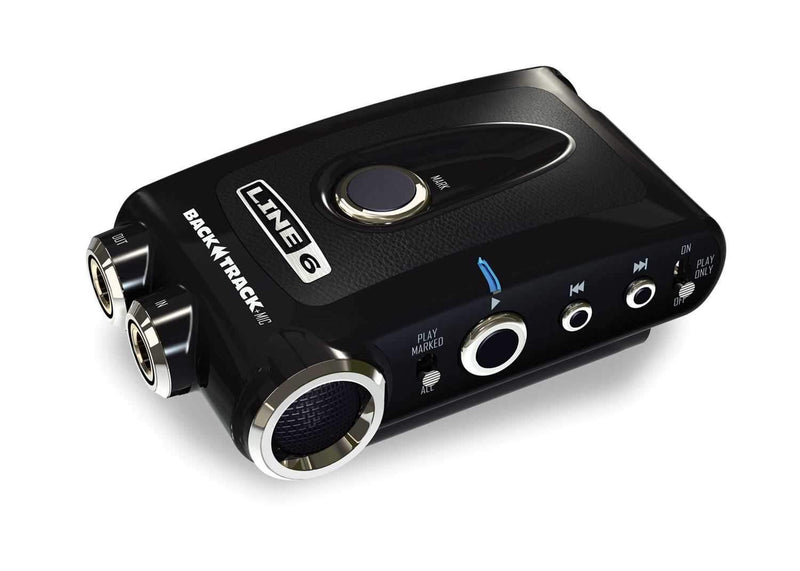 Line 6 BACKTRACKMIC Portable USB Smart Recorder - PSSL ProSound and Stage Lighting