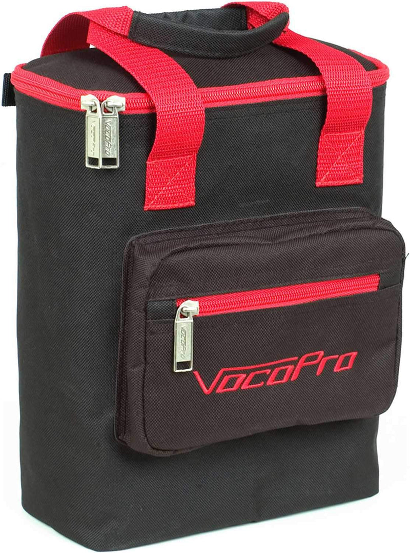 VocoPro BAG-4 Microphone Holder for 4 Microphones - ProSound and Stage Lighting