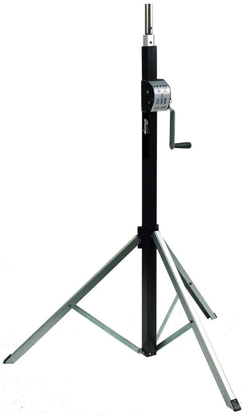 Goliath Light Duty Direct Drive Crank Stand - PSSL ProSound and Stage Lighting