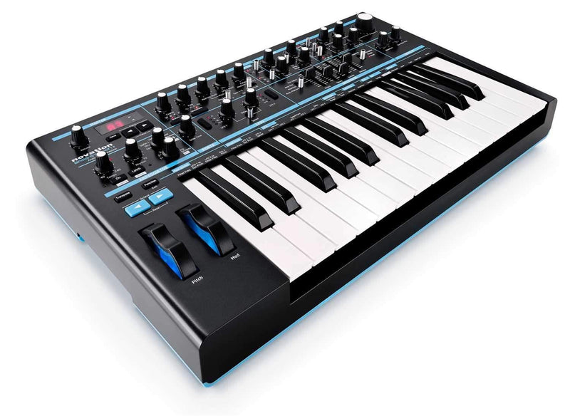 Novation Bass Station II Analog Mono Synth - PSSL ProSound and Stage Lighting