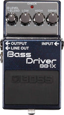 Boss BB-1X Bass Driver Pedal - PSSL ProSound and Stage Lighting