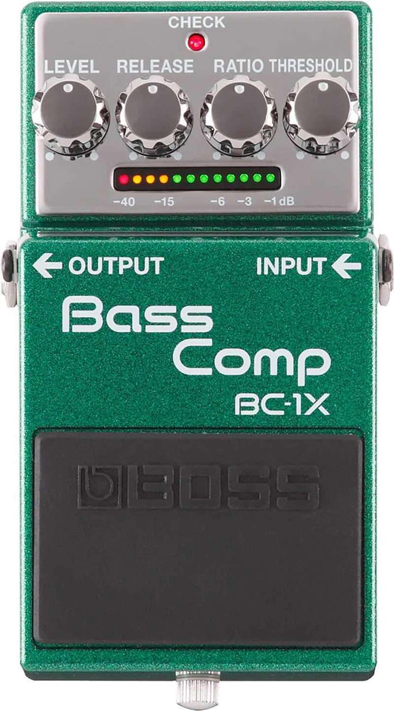 Boss BC-1X Bass Compressor Pedal - PSSL ProSound and Stage Lighting