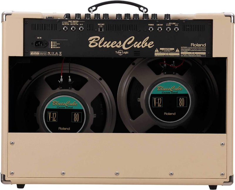 Roland BC-ARTIST Blonde Blues Cube Combo Guitar Amplifier - PSSL ProSound and Stage Lighting