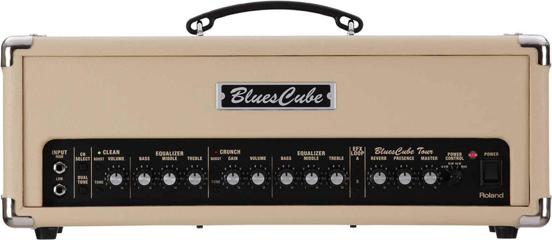 Roland BC-TOUR Blues Cube Tour Guitar Amplifier Head - PSSL ProSound and Stage Lighting