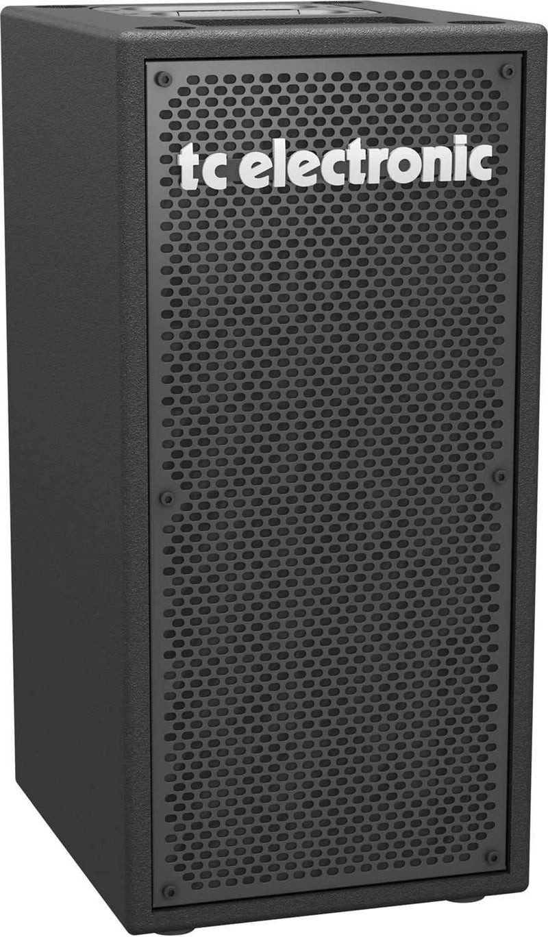 TC Electronic BC208 200 Watt Portable Bass Cabinet - PSSL ProSound and Stage Lighting