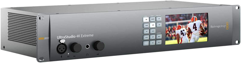 Blackmagic Design UltraStudio 4K Extreme 3 Capture & Playback Device - PSSL ProSound and Stage Lighting