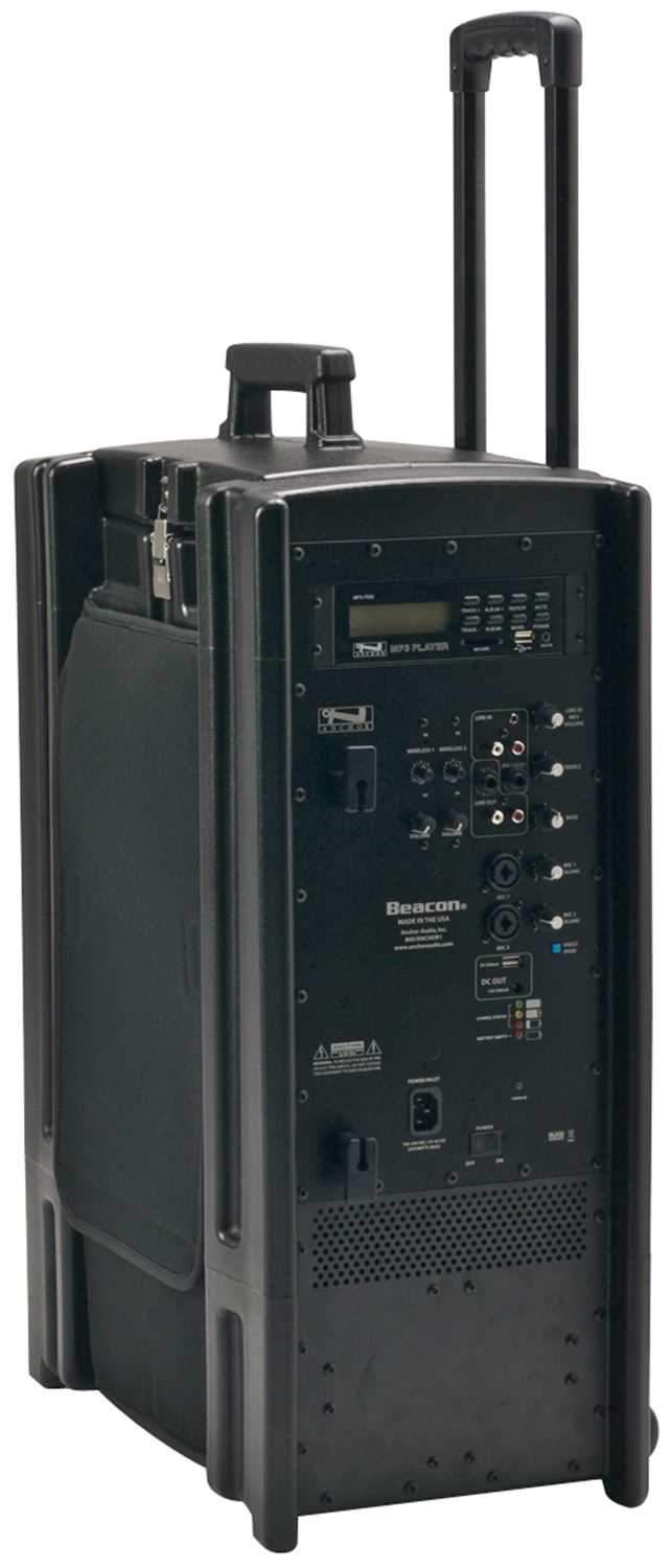 Anchor Audio BEA-7500MU2 Beacon PA System - ProSound and Stage Lighting