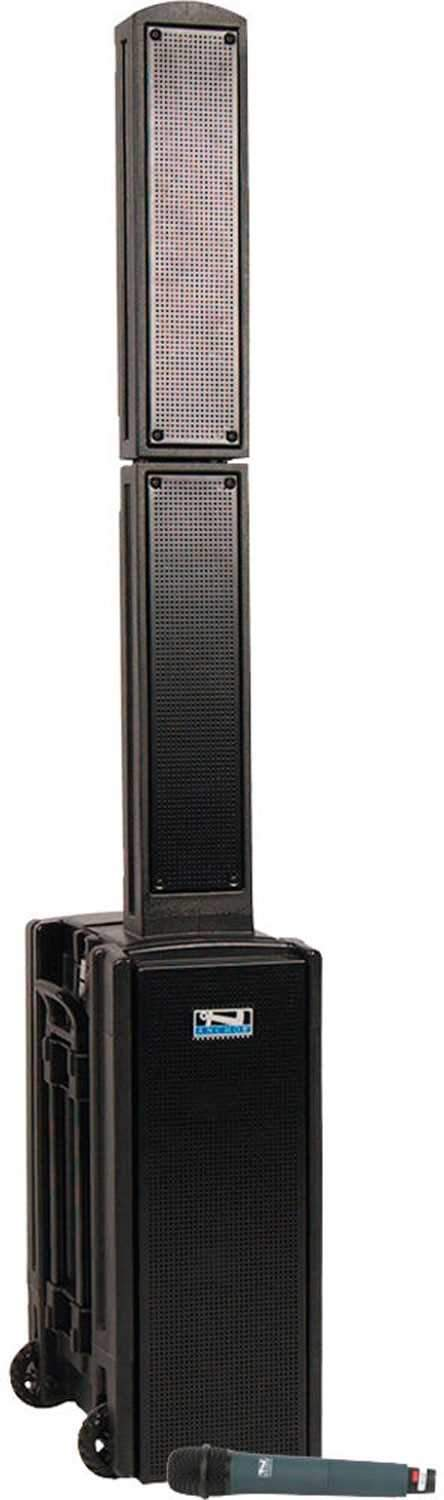 Anchor Beacon Line Array with Handheld Wireless Mic - ProSound and Stage Lighting