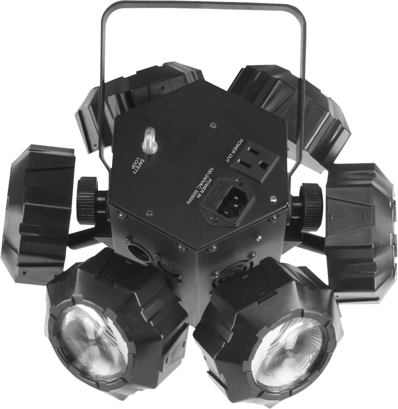 Chauvet Beamer 6 FX 3-in-1 LED Effects Light - ProSound and Stage Lighting