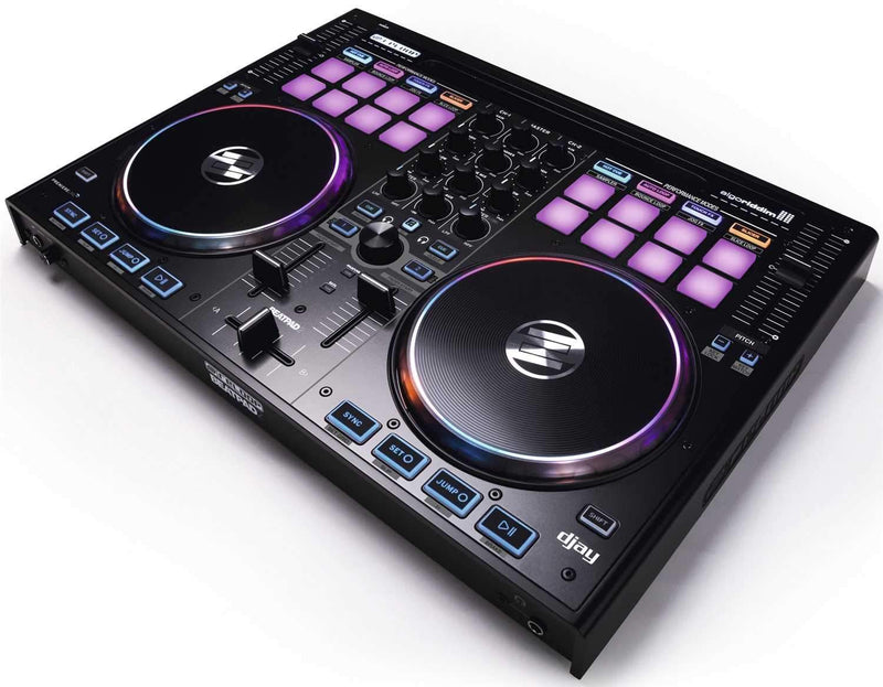 Reloop Beatpad 2 iOS/PC/Android 2-Ch DJ Controller - PSSL ProSound and Stage Lighting