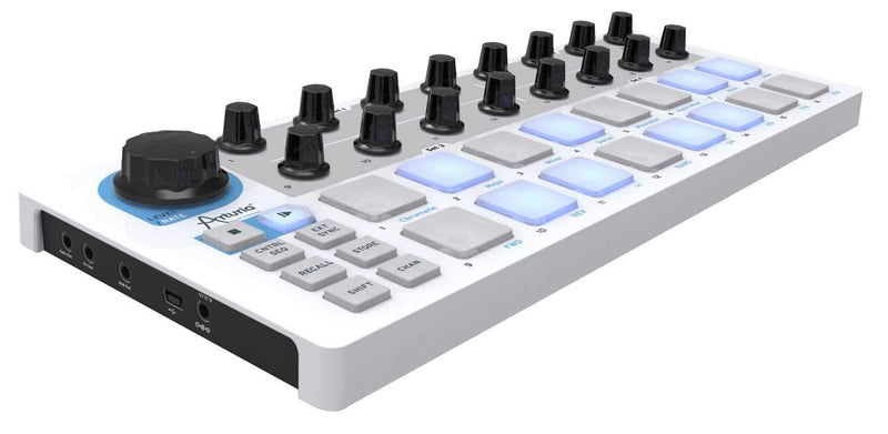 Arturia BEATSTEP Sequencer & USB MIDI Controller - ProSound and Stage Lighting