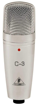 Behringer C3 Dual-Diaphragm Studio Condenser Mic - PSSL ProSound and Stage Lighting