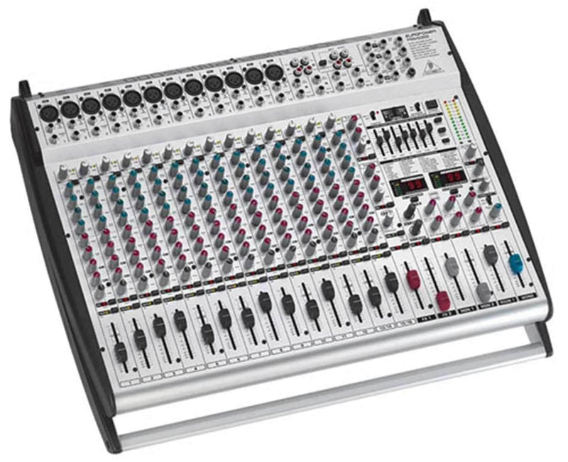 Behringer Europower PMH5000 16 Ch Powered Mixer - ProSound and Stage Lighting