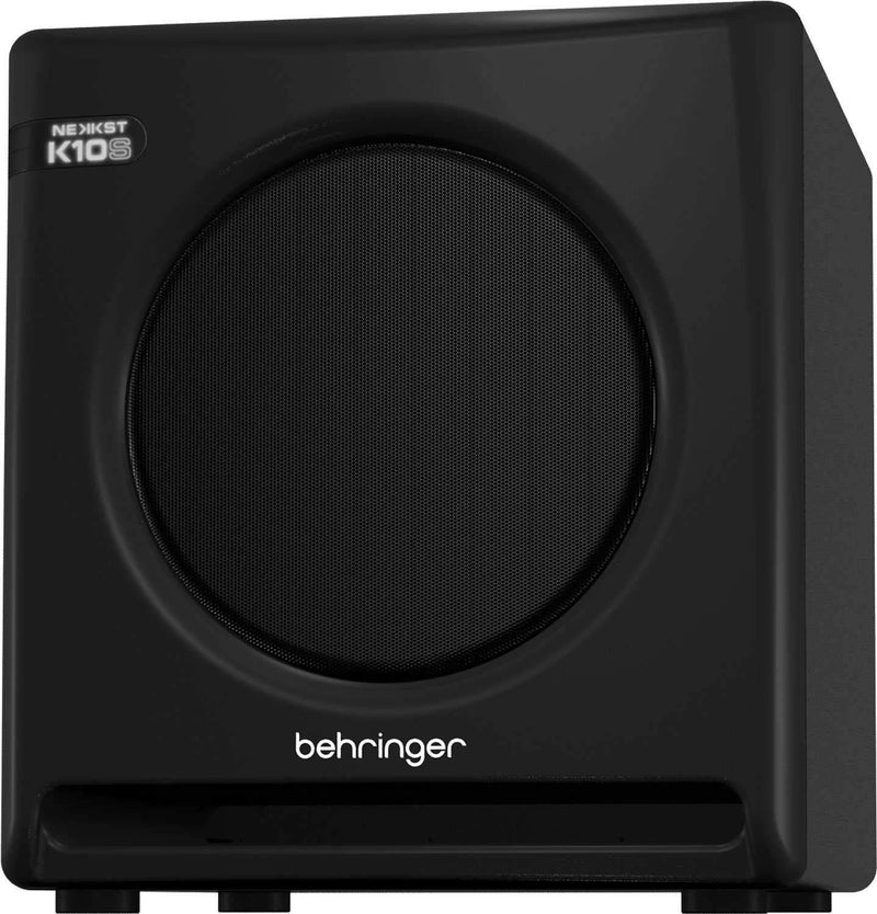 Behringer K10S 10 in Powered Studio Subwoofer - ProSound and Stage Lighting