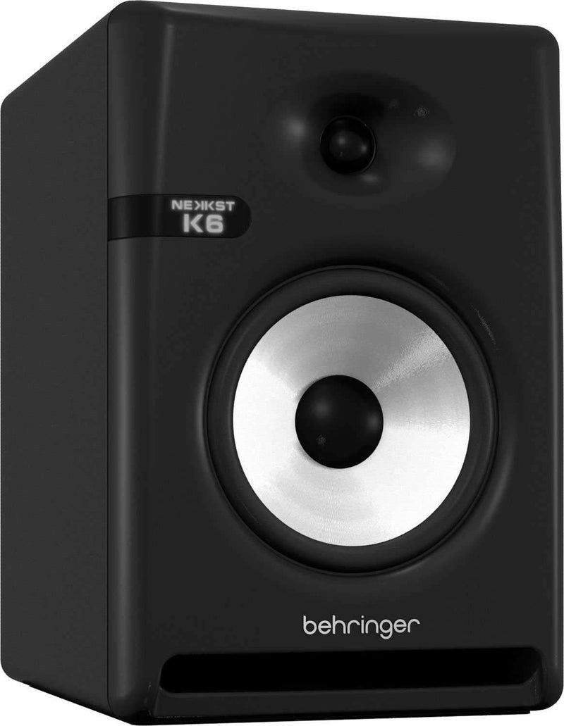 Behringer NEKKST K6 6-Inch Powered Studio Monitor - PSSL ProSound and Stage Lighting